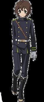 Apariencia de Yoichi