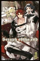 Seraph of the end tome 10 couverture fr