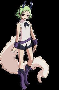 Kiseki-O dans l'anime