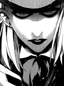 Lucal Wesker (Manga)