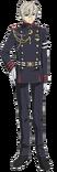 Apariencia de Shinya