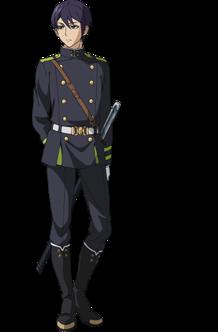 Shūsaku Iwasaki(Anime)