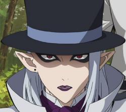 Lucal Wesker (Anime)