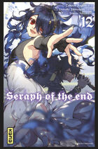 Seraph of the end tome 12 couverture fr