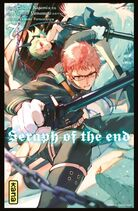Seraph of the end tome 7 couverture fr