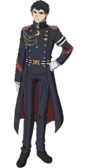 Seraph of the End - Kureto H ragi (Anime)