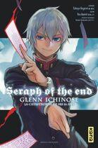 Couverture seraph of the end glenn ichinose la catastrophe de ses 16 ans tome-2
