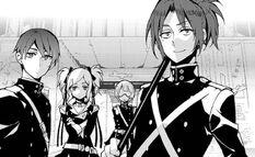 Escuadrón de Narumi (Manga)
