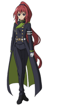 Seraph of the End - Mito Jujo (Anime)