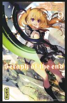 Seraph of the end tome 9 couverture fr