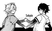 Mika conce a Yuichiro