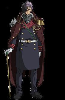 Seraph of the End - Tenri H ragi (Anime)