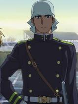 Tarō Kagiyama anime