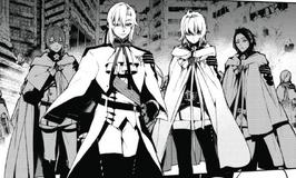 Escuadrón de vampiros (Manga)