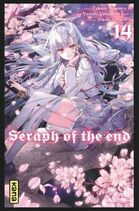 Seraph of the end tome 14 français