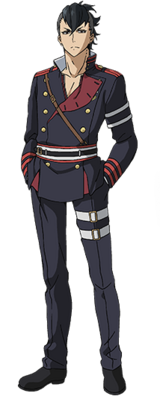 Apariencia de Seishiro
