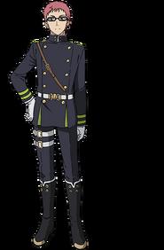 Seraph of the End - Shihō Kimizuki (Anime)