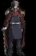 Seraph of the End - Tenri Hīragi (Anime)
