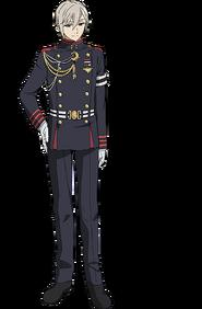 Seraph of the End - Shinya Hīragi (Anime)