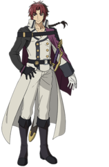 Seraph of the End - Crowley Eusford (Anime)