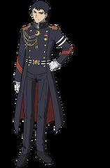 Seraph of the End - Kureto Hīragi (Anime)