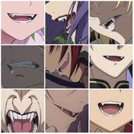 Клыки вампиры
