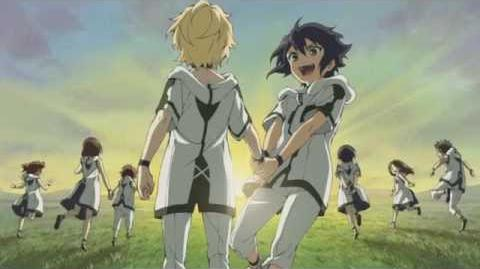 Owari no Seraph - Ending - scaPEGoat - Creditless TV Size