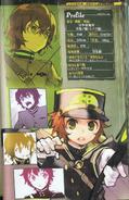 Yoichi 8.5 Fanbook profile