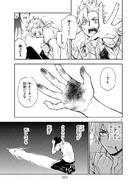 Noya in Catastrophe manga overshadowing Guren