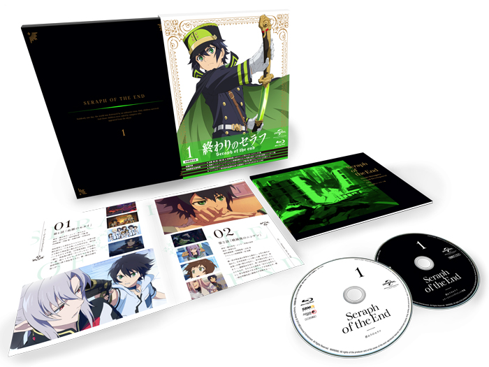 DVD 1 contents