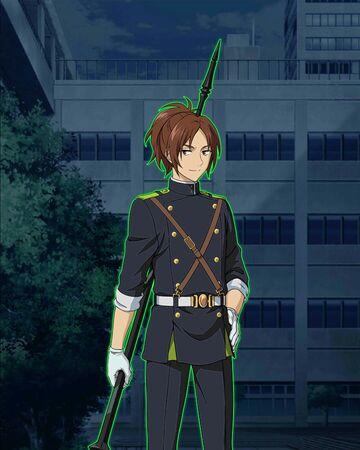 0190 Makoto Narumi Owari No Seraph Wiki Fandom