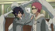 Episode 4 - Yu telling Kimizuki to go to his sister