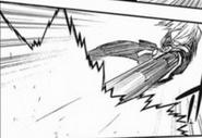 Shinya shooting Guren