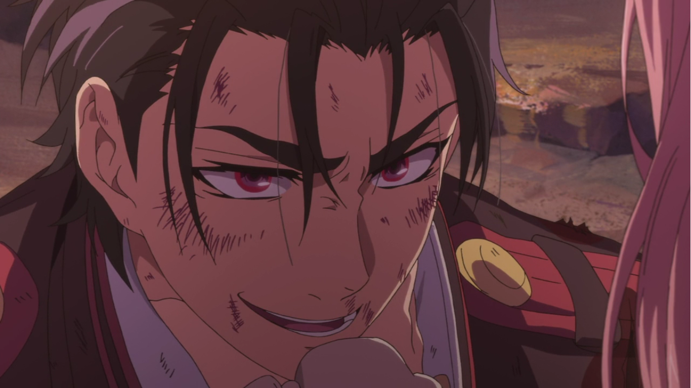 Image episode 23 screenshot owari no seraph for Domon x ichinose