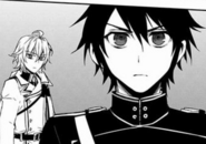 Mika listening behind Yu