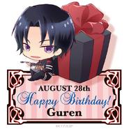 Chibi Guren - Happy Birthday