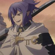 Lacus Anime closeup