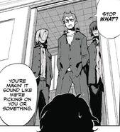 Yamanaka and goons bully Yoichi