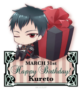 Chibi Kureto - Happy Birthday