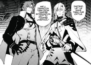 Crowley joins Ferid