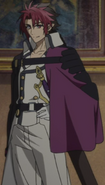 Crowley Eusford (Anime)