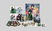 DVD Seraph of the End Season 1 Part 1 Contents image