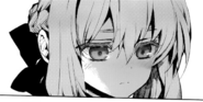 Shinoa Showing Hints of Feelings