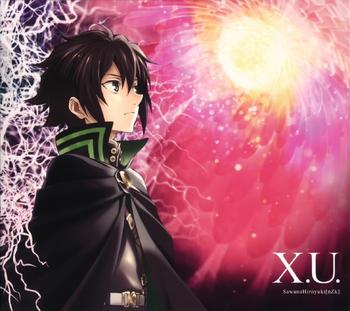 X U  | Owari no Seraph Wiki | FANDOM powered by Wikia