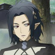 René anime profile