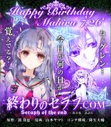 Happy Birthday Mahiru!