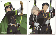 BD-DVD 5 jacket illustrations