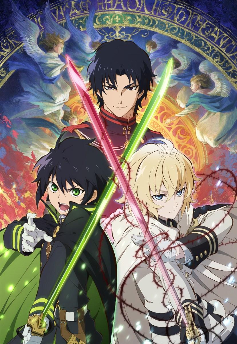 Seraph Of The End Anime Owari No Seraph Wiki Fandom
