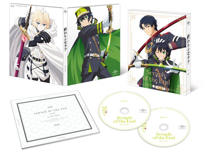 BD-DVD Season 1 contents