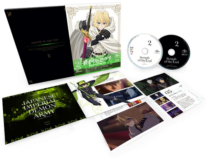 BD-DVD vol. 2 complete set